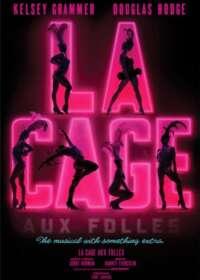 La Cage Aux Folles Show Poster