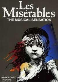 Les Miserables Show Poster