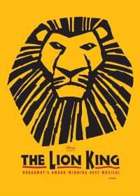 The Lion King Show Poster