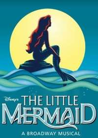 The Little Mermaid Show Poster