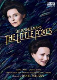 The Little Foxes Show Poster