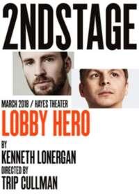 Lobby Hero Show Poster