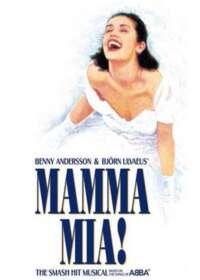 Mamma Mia! Show Poster