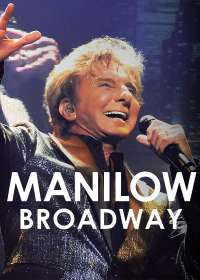 Manilow Broadway Show Poster