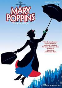 Mary Poppins Show Poster