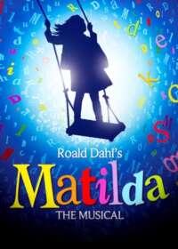 Matilda Show Poster