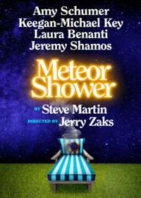 Meteor Shower Show Poster
