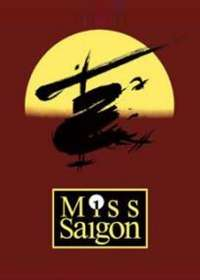 Miss Saigon (1991) Show Poster
