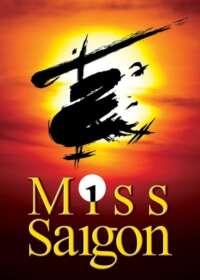 Miss Saigon (2017) Show Poster