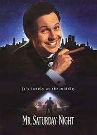 Mr Saturday Night Show Poster