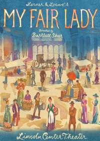 My Fair Lady Show Poster
