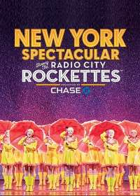 New York Spectacular 2016 Show Poster