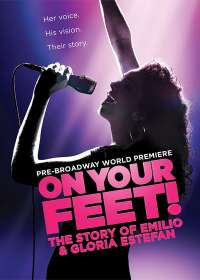 On Your Feet Show Poster