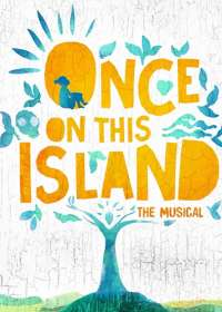 Once On This Island Show Poster