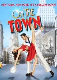 On The Town Show Poster