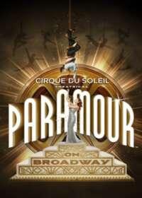 Paramour: Cirque du Soleil Show Poster