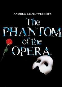The Phantom of the Opera Show Poster