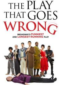 The Play That Goes Wrong Show Poster