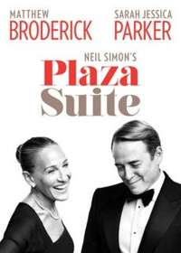 Plaza Suite Show Poster