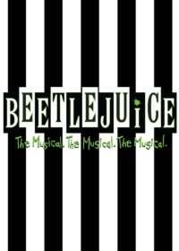 Beetlejuice Show Poster
