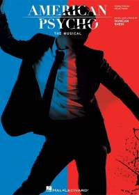 American Psycho Show Poster