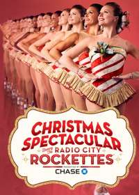 Christmas Spectacular Starring the Rockettes Show Poster
