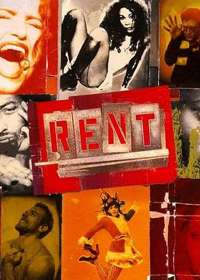 Rent Show Poster