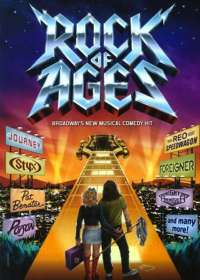 Rock of Ages Show Poster