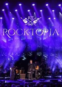 Rocktopia Show Poster