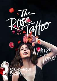 The Rose Tattoo Show Poster