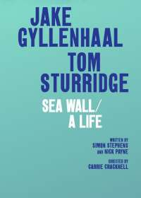Sea Wall/A Life Show Poster