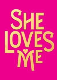 She Loves Me Show Poster