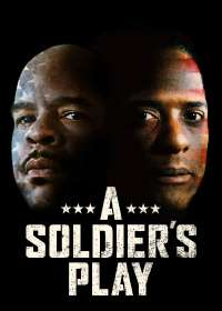 A Soldier's Play Poster