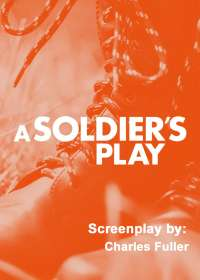 A Soldier's Play Show Poster