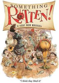Something Rotten! Show Poster