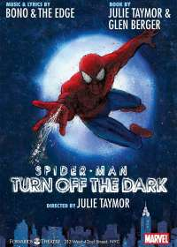 Spider-Man: Turn Off the Dark Tickets