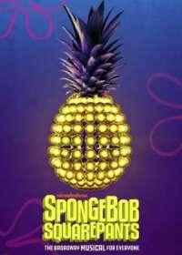 The Spongebob Musical Show Poster