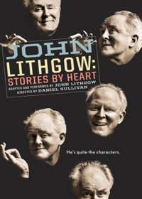 John Lithgow: Stories by Heart Show Poster