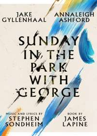 Sunday in the Park with George Show Poster