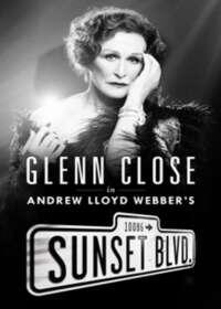 Sunset Boulevard Show Poster