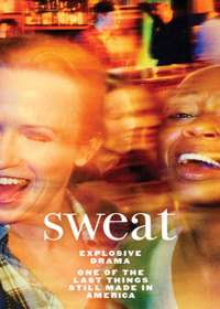 Sweat Show Poster