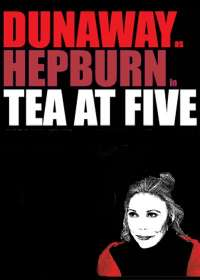Tea at Five Show Poster