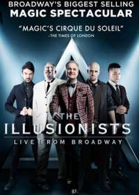 The Illusionists: Live on Broadway (2015) Show Poster