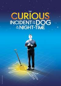 The Curious Incident of the Dog in the Night-Time Show Poster