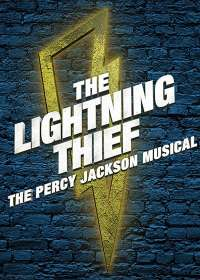 The Lightning Thief Show Poster