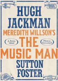 The Music Man Show Poster