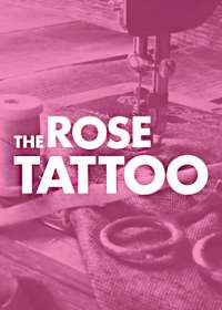 The Rose Tattoo Poster