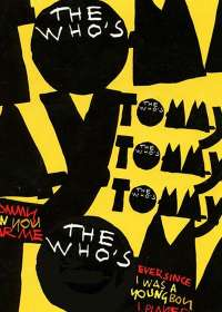 The Who's Tommy Show Poster