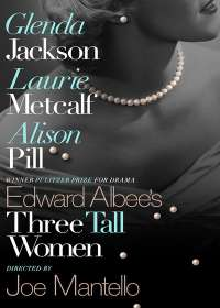 Three Tall Women Show Poster