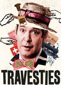 Travesties Show Poster
